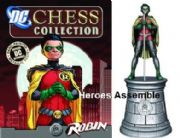 DC Chess Figurine Collection #03 Robin White Bishop Eaglemoss